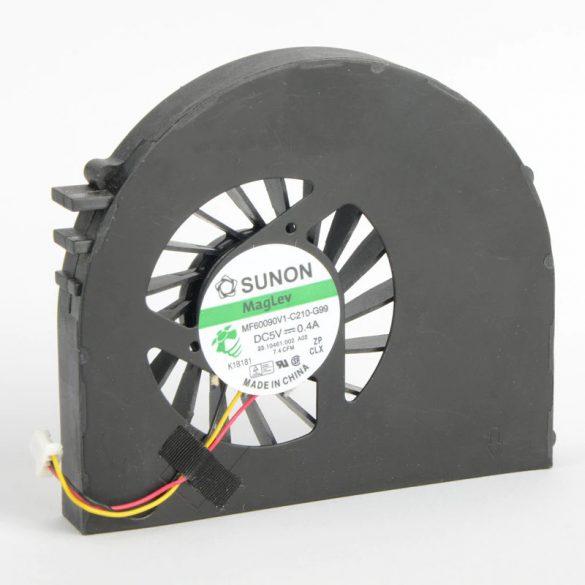 DE04 - CPU hűtő ventilátor Inspiron 15R N5110