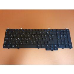 DE05 - klaviatúra magyar HU, fekete (Latitude E5540)