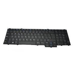 DE05 - klaviatúra spanyol SP, fekete (Latitude E5540)