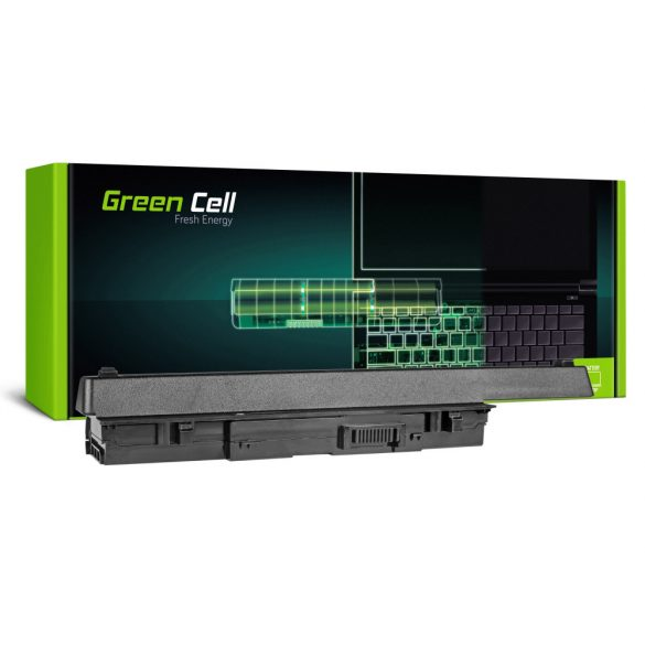 Green Cell akku Dell Studio 15 1535  1536 1537 1550 1555 1558 / 11,1V  6600mAh
