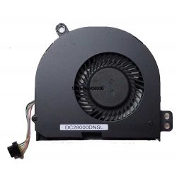 DE09 - CPU hűtő ventilátor Latitude E5540