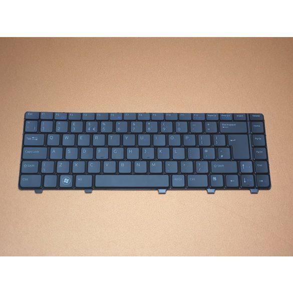 DE09 - klaviatúra angol UK, fekete világító (Vostro 3300 3400 3500 V3300)