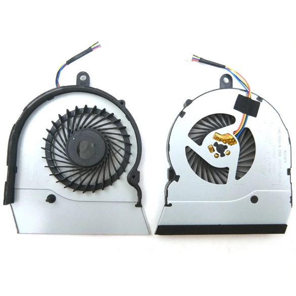 DE10 - CPU hűtő ventilátor Inspiron 15 5565, 15 5567,  17 5767
