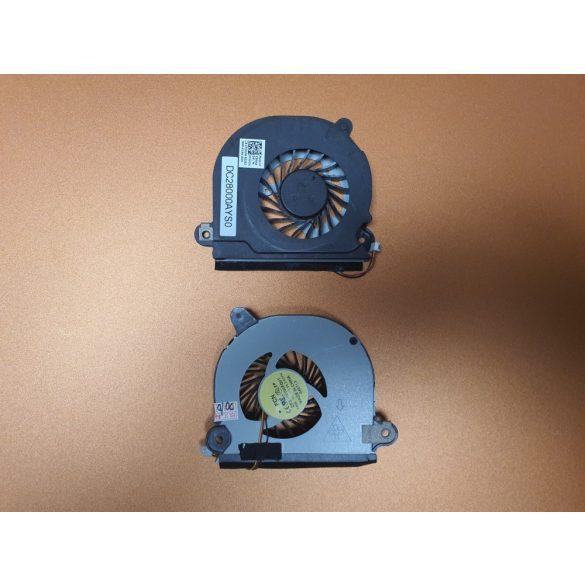 DE11 - CPU hűtő ventilátor Inspiron 15R 5520 7520 5525  Vostro 3560