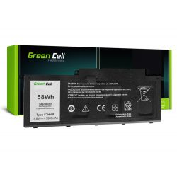 Green Cell battery for Dell Inspiron 15 7537 17 7737 7746 / 14,4V 3800mAh