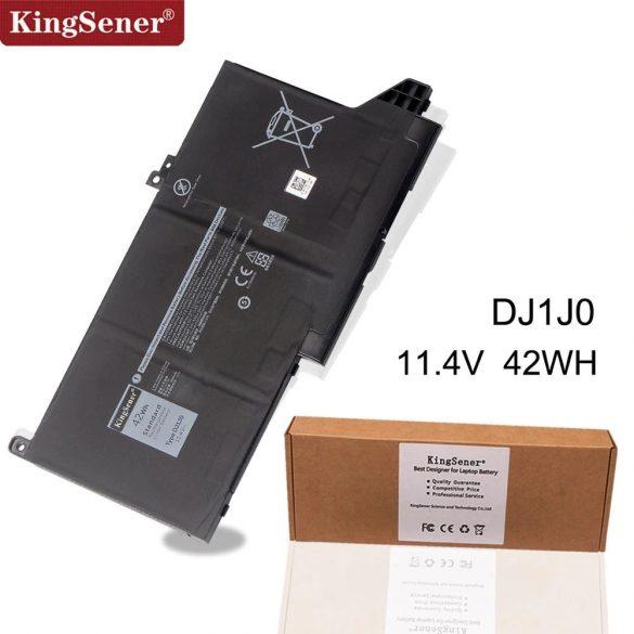 KingSener akku Dell Latitude 7280, 7380, 7480, DJ1J0