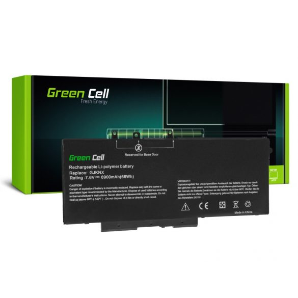 Green Cell akku Dell Latitude 5280 5290 5480 5490 5491 5495
