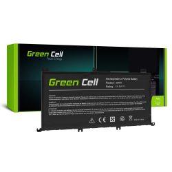 Green Cell akku Dell Inspiron 15 5576, 5577, 7557, 7559, 7566, 7567 4200mAh (357F9)