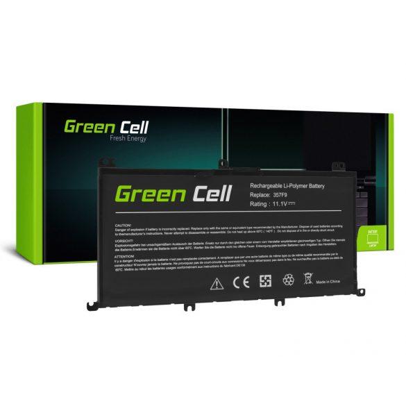 Green Cell akku Dell Inspiron 15 5576 5577 7557 7559 7566 7567 4200mAh 357F9