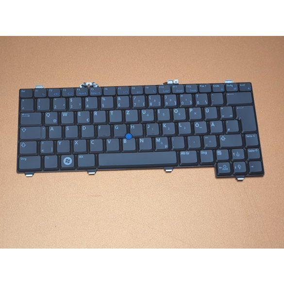 DE17 - klaviatúra német GE, fekete (Latitude XT, XT2, XFR)