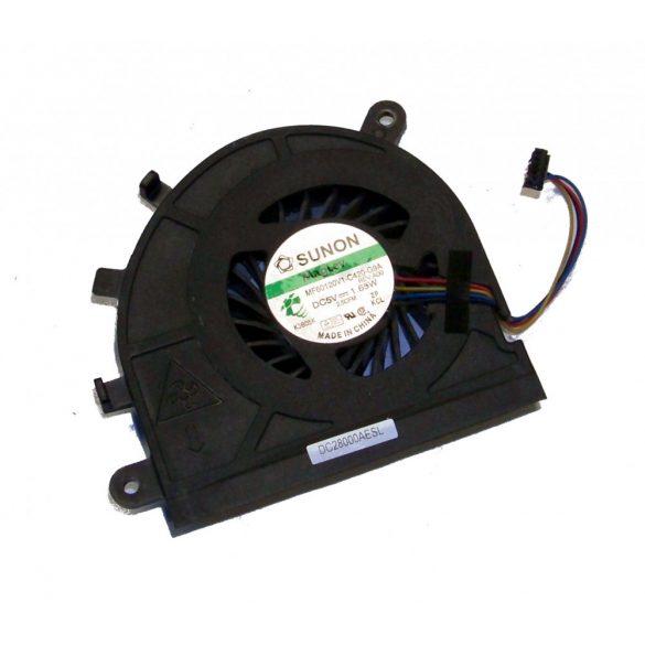 DE19 - CPU hűtő ventilátor Latitude E5530