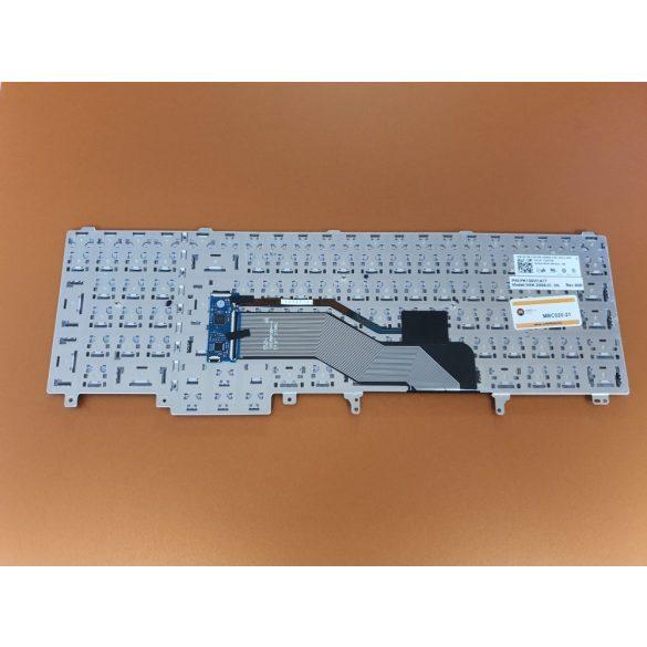 DE20 - klaviatúra skandináv SKN, fekete (Latitude E5520, E5530, E6520, E6530, E6540, M4600 M4700)