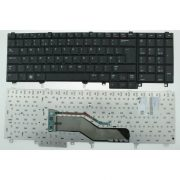 DE20 - klaviatúra angol UK, fekete (Latitude E5520, E5530, E6520, E6530, E6540, M4600 M4700)