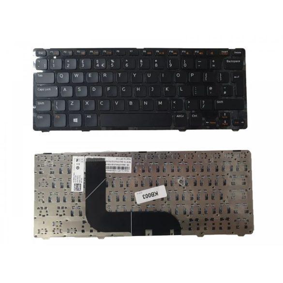 DE24 - klaviatúra angol UK, fekete (Inspiron 5323, 5423, 1618L, Vostro 3360, V3360D)