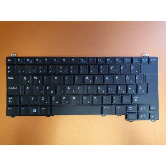 DE26 - klaviatúra magyar HU, fekete (Latutude E5440)