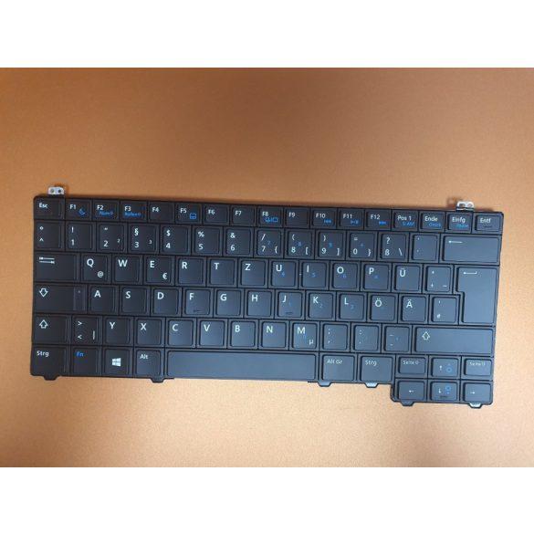 DE26 - klaviatúra skandináv SKN, fekete (Latutude E5440)