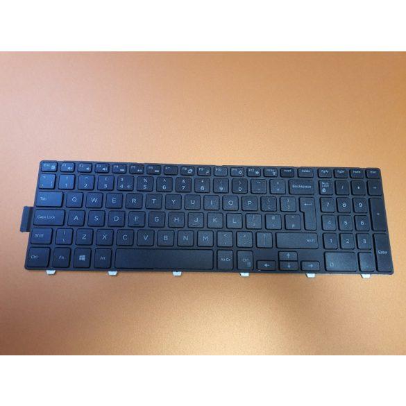 DE28 - klaviatúra angol UK, fekete (Inspiron 3541, 3542, 3565, 3567, 5542, 3550, 5545, 5547, 5558)