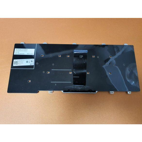 DE29 - klaviatúra angol UK fekete (Latitude 3340, 3350, E5450, E5470, E5480)