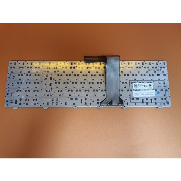 DE30 - klaviatúra román RO, fekete (Inspiron 5720, 7720, N7110, XPS L702X, Vostro 3750)
