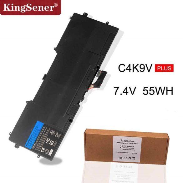 KingSener akku Dell XPS 13 9333, L322X, 13-L321X, L221x / 55Wh 7,4V