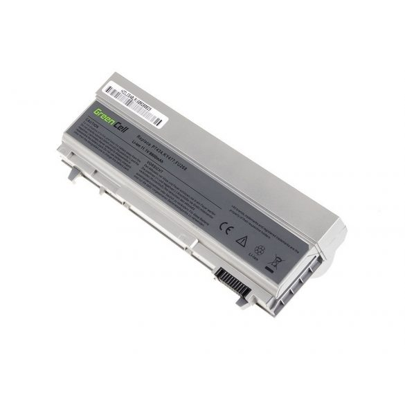 Green Cell akku Dell Latitude E6400  E6410 E6500 E6510 (bottom) / 11,1V  8800mAh