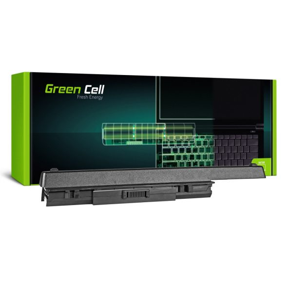 Green Cell akku Dell Studio 17 1735  1736 1737 / 11,1V 6600mAh