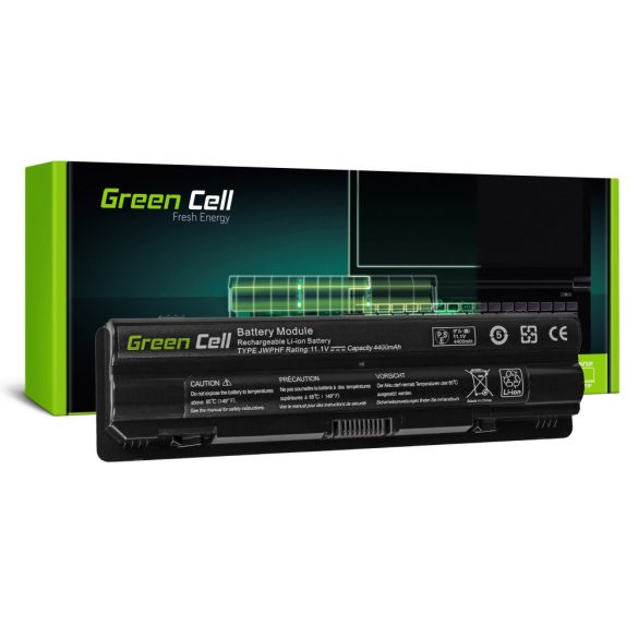 Green Cell akku Dell XPS 14 14D 15  15D 17 / 11,1V 4400mAh
