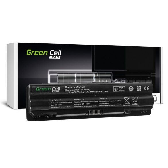Green Cell PRO akku Dell XPS 14 14D  15 15D 17 / 11,1V 5200mAh