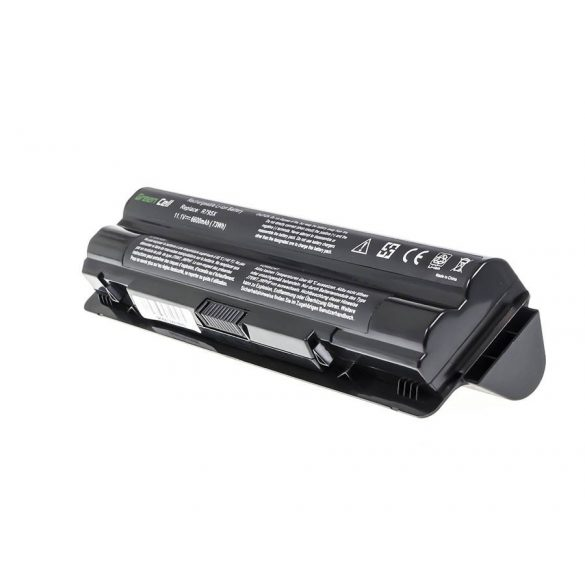 Green Cell akku Dell XPS 14 14D 15  15D 17 / 11,1V 6600mAh
