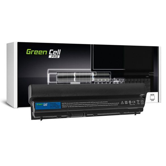 Green Cell PRO akku Dell Latitude  E6220 E6230 E6320 E6320 / 11,1V  5200mAh