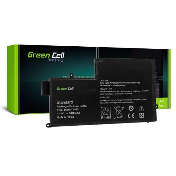 Green Cell akku Dell Inspiron 15 5542  5543 5545 5547 5548 / 11,1V 3800mAh