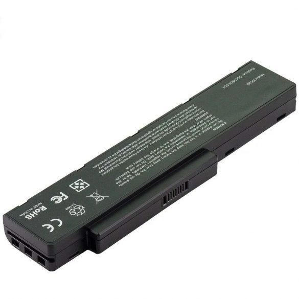 OEM akku Fujitsu-Siemens Esprimo Amilo Li3710 Li3910 Pi3560 Pi3660 / 11,1V 5200mAh (58Wh)