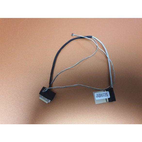 HP01 - Pavilion 15-BS, 15-BW, 15T-BR, 15Z-BW, 250 G6, 255 G6, HP 256 G6 kábel 30pin eDp (nem érintős változat)