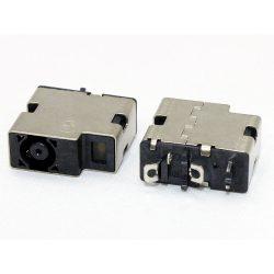 HP02A - DC csatlakozó HP 10, 11, 14, 15, 17, X2, 13-M, 13-P,  Envy 14-E, 14-F 15-D, 15-E, 15-F, 15-N, 15-P, 15-R, 17-E, 15-J, 15-K, 17-J