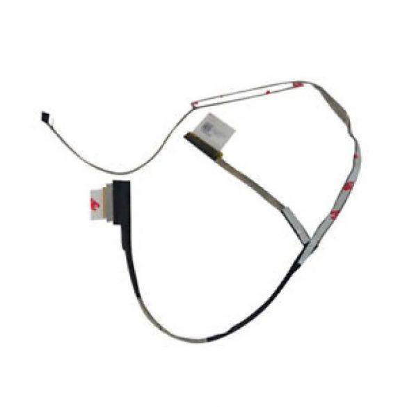 HP02B - Pavilion 15-G, 15-R, 15-H, 15-S, 250 G3, 255 G3 LVDS kábel 40pin (DC020022U00)