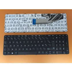 HP03 - klaviatúra francia FR, fekete (450 G3, 455 G3, 470 G3, 650 G2, 655 G2)