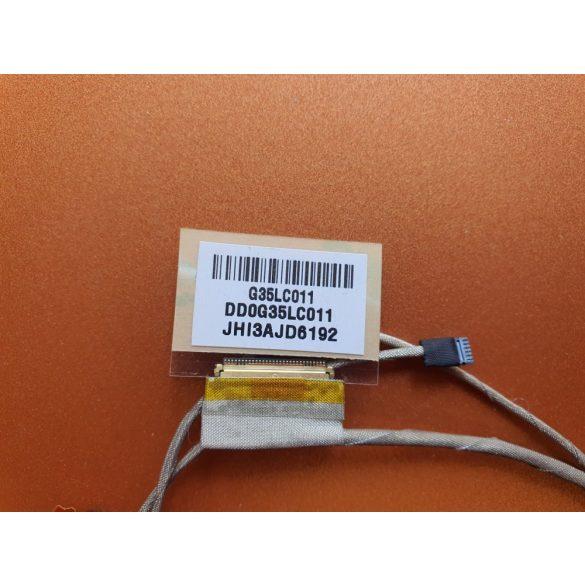 HP04 - HP Omen 15-AX, Pavilion 15-BC video kábel 30pin eDp (nem érintős változat)