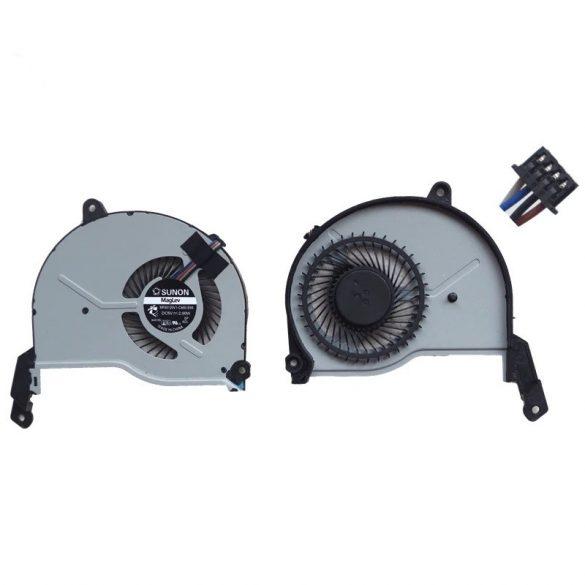 HP05 - CPU laptop hűtő ventilátor Pavilion 15 15-N 15-n000 15-N107AX 15-N019SA 15-n210AX 15-n210ez 14-N 15-F 17-N