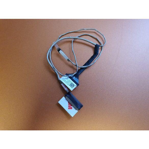 HP05 - Pavilion 15-DA, 15-DB video kábel 30pin eDp (nem érintős változat)