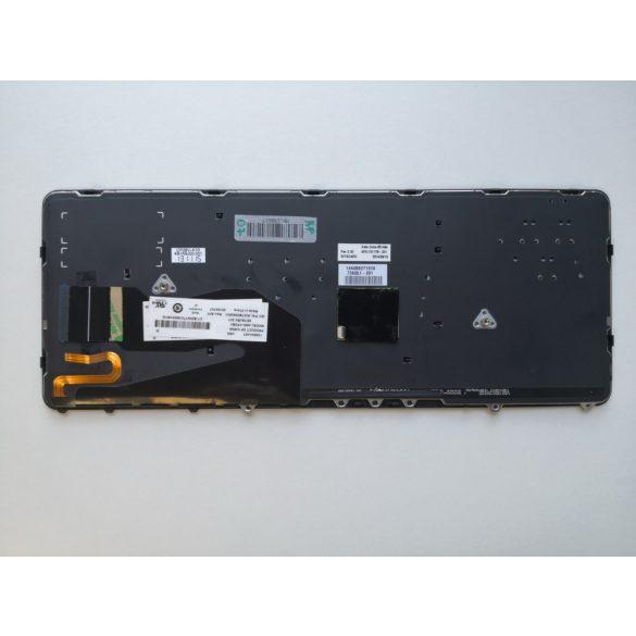 HP07 - laptop klaviatúra angol UK, fekete (Elitebook 840 G1, G2, Elitebook 850 G1, G2)
