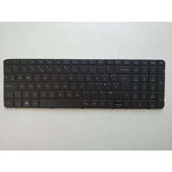 HP08 - klaviatúra angol UK, fekete (Pavilion G7-1000, G7-1100, G7-1200)