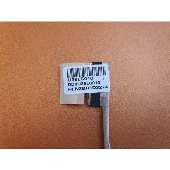 HP09 -  Pavilion 15-B, 15T-B, SleekBook 15-B000, 15-B100 video kábel 40pin LVDS