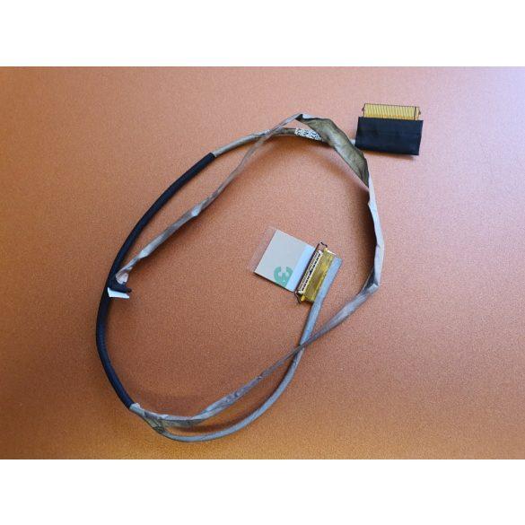 HP10 - Probook 450 G3, 455 G3 video kábel 30pin eDp (nem érintős változat)