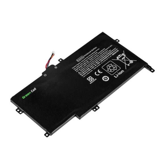 Green Cell akku HP Envy 6 6T 6Z / 14,4V 4000mAh