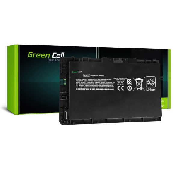 Green Cell akku HP EliteBook Folio 9470m 9480m / 14,4V 3500mAh