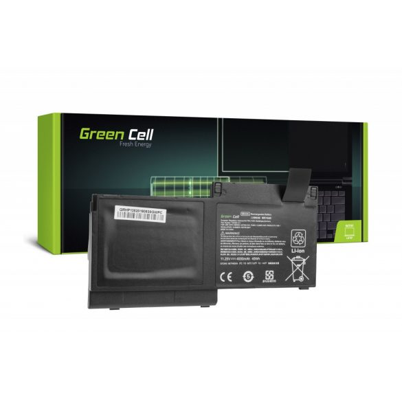 Green Cell akku HP EliteBook 720 G1 G2 820 G1 G2 / 11,25V 4000mAh