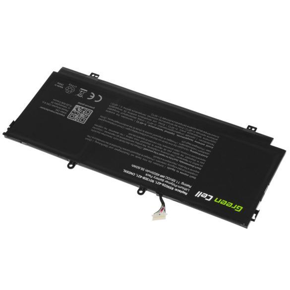 Green Cell akku HP Envy 13 13T / 11,55V 4900mAh