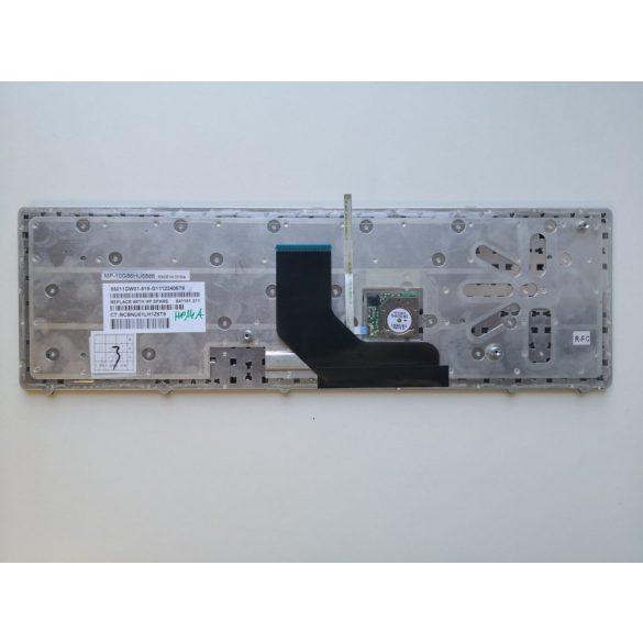 HP14A - klaviatúra magyar, fekete (Elitebook 8560p, 8570p)