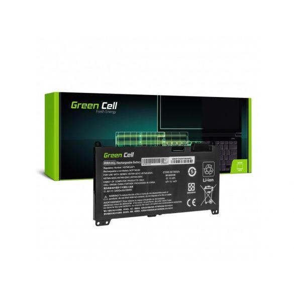 Green Cell akku HP ProBook 430 440 450 455 470 G4 G5 / 11,4V 3400mAh