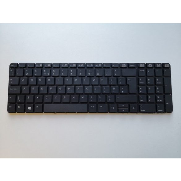 HP21 - klaviatúra angol UK, fekete (Probook 450 G1, G2 / 455 G2 /470 G1,G2 /650 G1, G2)